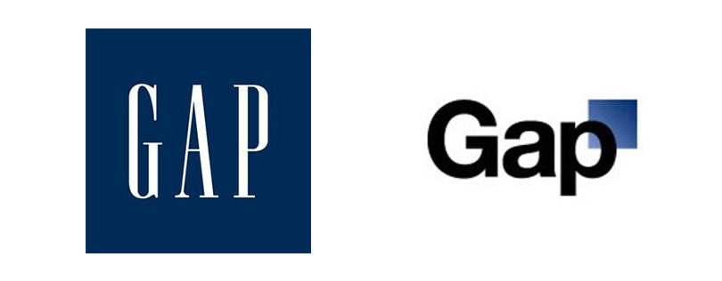 Logo firmy GAP